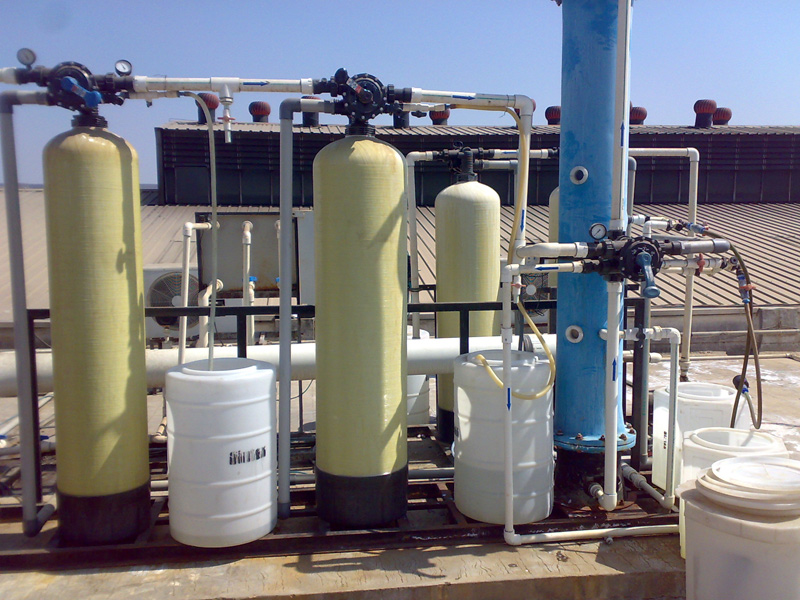 Demineralised Dm Deionised Di Water Plant Aquacare